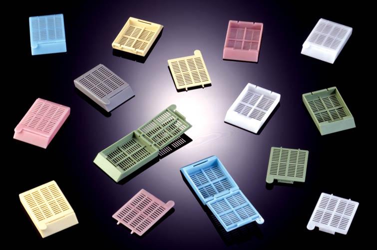 Processing & embedding tissue cassette